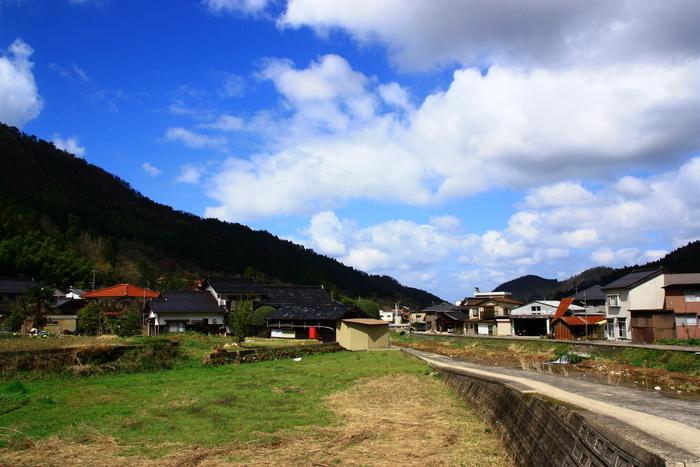青谷~因州和紙の里~鳥取県_f0209122_185128.jpg