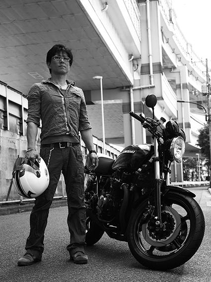 5COLORS「君はなんでそのバイクに乗ってるの?」#105_f0203027_15482310.jpg