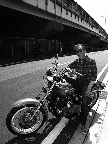 5COLORS「君はなんでそのバイクに乗ってるの?」#105_f0203027_15484294.jpg