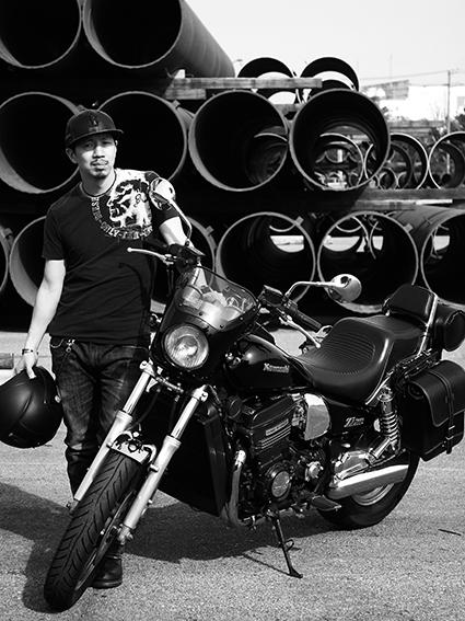 5COLORS「君はなんでそのバイクに乗ってるの?」#105_f0203027_15485815.jpg
