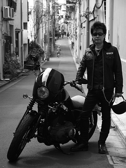5COLORS「君はなんでそのバイクに乗ってるの?」#105_f0203027_15491719.jpg