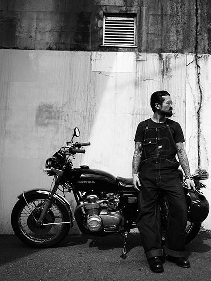 5COLORS「君はなんでそのバイクに乗ってるの?」#105_f0203027_1549418.jpg
