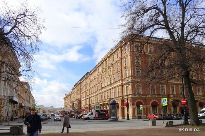 ロシアの旅 5 サンクトペテルブルク市内観光_a0092659_00180629.jpg