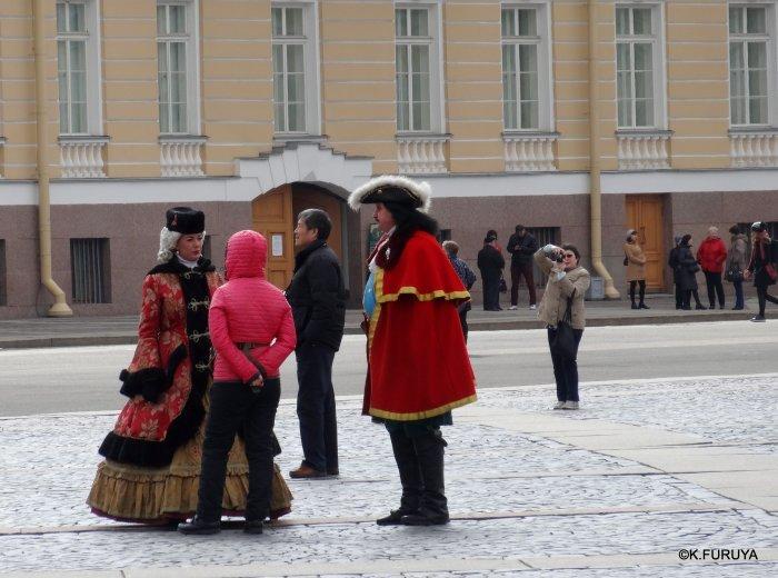 ロシアの旅 5 サンクトペテルブルク市内観光_a0092659_01144205.jpg