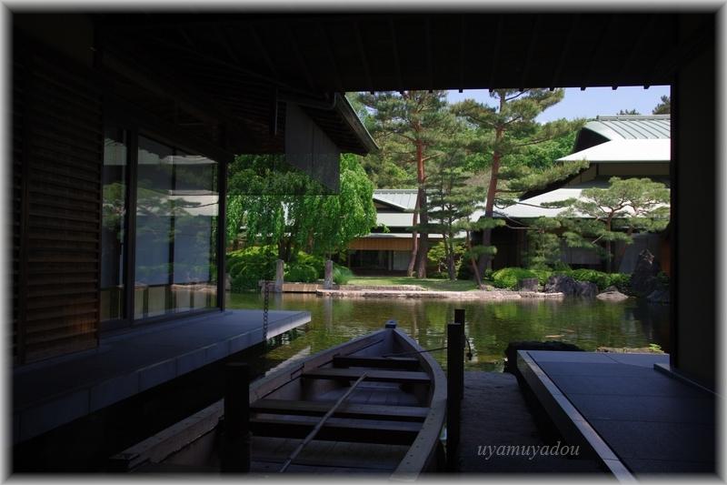 京都迎賓館・参観 [和船]_a0157263_23510306.jpg