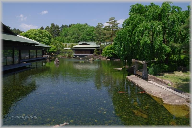 京都迎賓館・参観 [和船]_a0157263_23510334.jpg