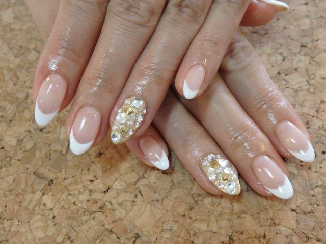 White French Nail_a0239065_17291384.jpg