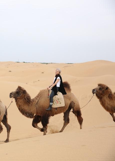 内モンゴル紀行‐砂漠‐_a0138976_16555764.jpg
