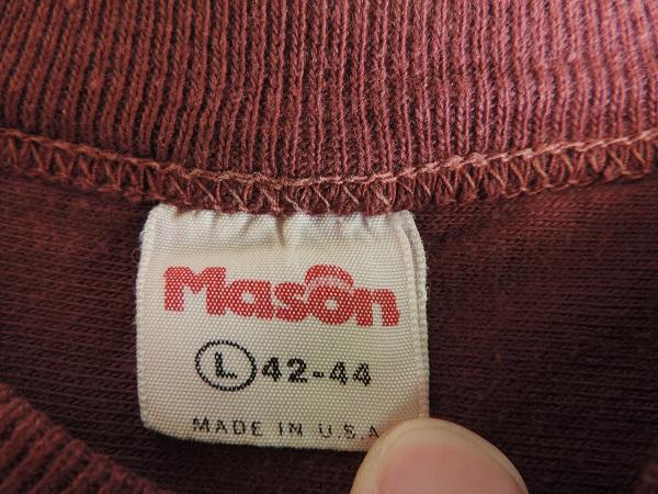 Mason - Artex