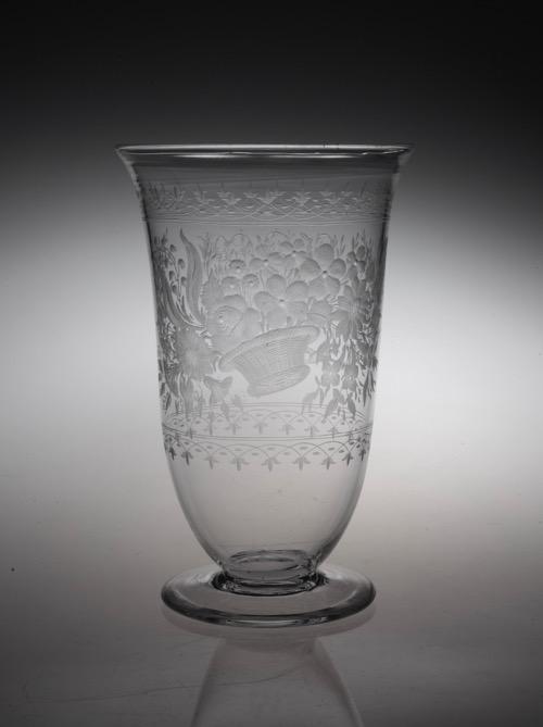 英国 グラヴュール 花瓶 1889\'s JULY 22th_c0108595_23435964.jpg