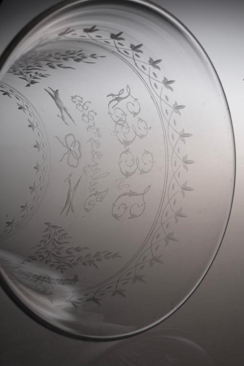 英国 グラヴュール 花瓶 1889\'s JULY 22th_c0108595_23485350.jpg