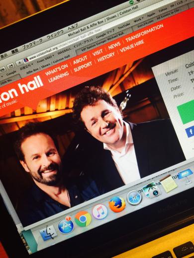 【ああ、無情・・・】@Michael Ball & Alfie Boe Together Tour チケット大混乱物語_f0215324_15214169.jpg