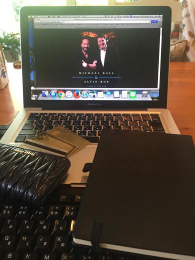 【ああ、無情・・・】@Michael Ball & Alfie Boe Together Tour チケット大混乱物語_f0215324_15214202.jpg