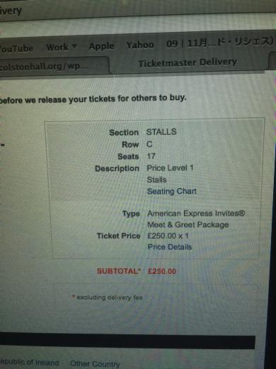 【ああ、無情・・・】@Michael Ball & Alfie Boe Together Tour チケット大混乱物語_f0215324_15214347.jpg