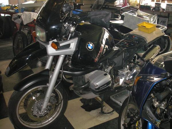 BMW R1150GS ローダウン_e0218639_1738196.jpg