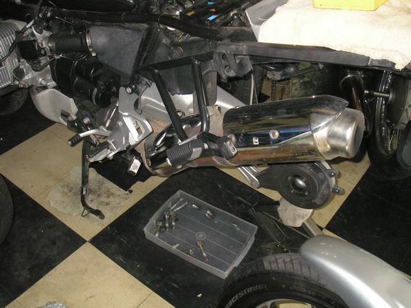 BMW R1150GS ローダウン_e0218639_1738316.jpg