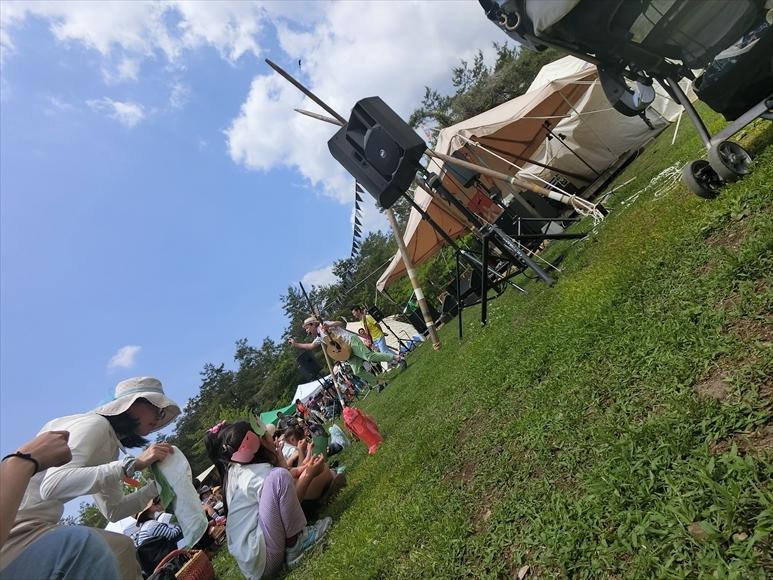 ■ マンモス・パウワウ ミュージック&キャンプフェスティバル 2016 キャンプレポート Part1_b0008655_18084321.jpg