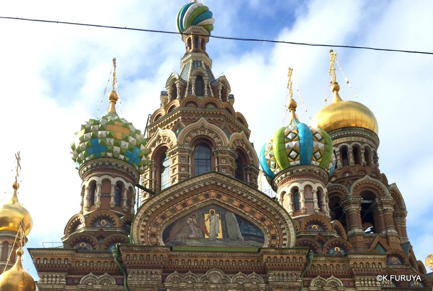 ロシアの旅 6 血の上の救世主教会_a0092659_22254937.jpg