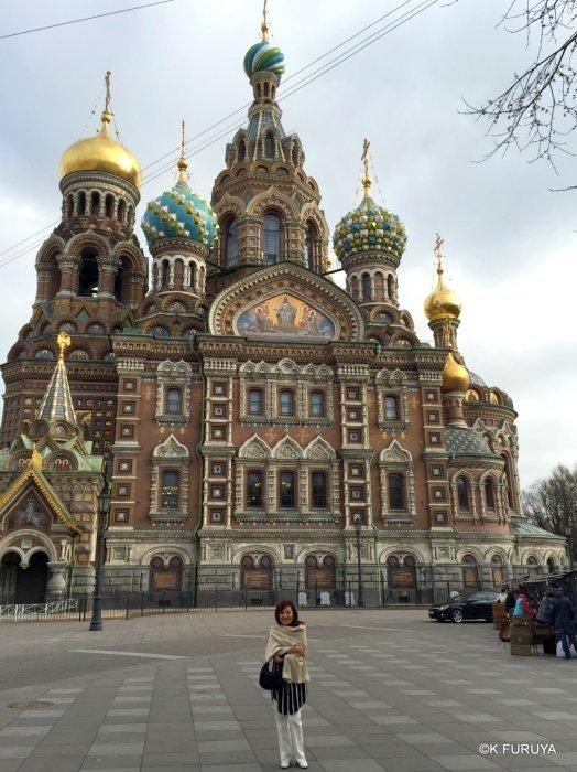ロシアの旅 6 血の上の救世主教会_a0092659_22280489.jpg