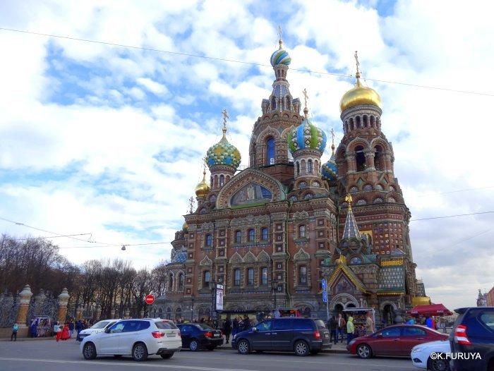 ロシアの旅 6 血の上の救世主教会_a0092659_22510975.jpg