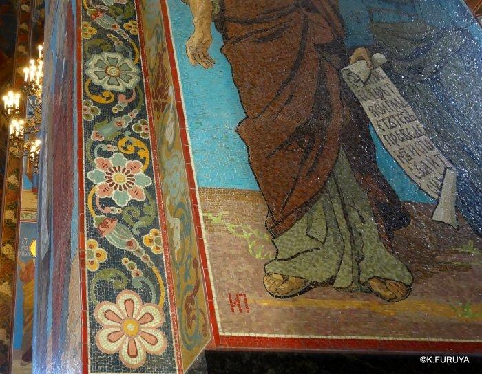 ロシアの旅 6 血の上の救世主教会_a0092659_22544360.jpg