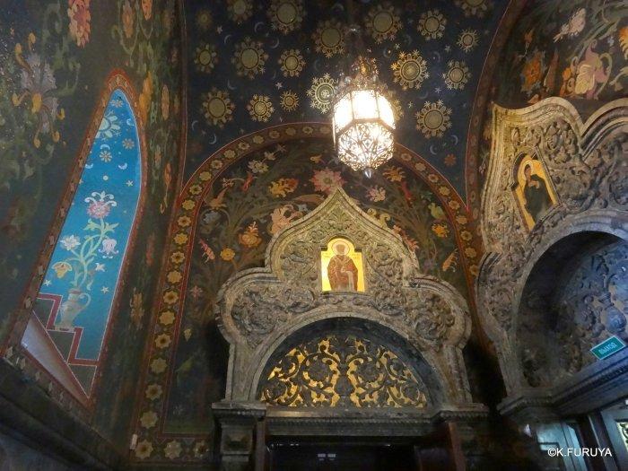 ロシアの旅 6 血の上の救世主教会_a0092659_23114891.jpg