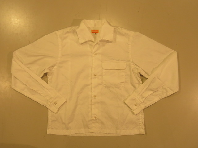 """SOURCE-TAP × TheThreeRobbers OPEN COLLAR SHIRTS\""ってこんなこと。_c0140560_10145797.jpg"
