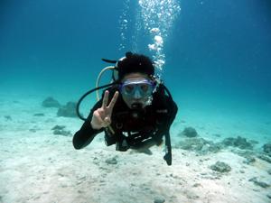 初海中体験。_f0144385_20431506.jpg