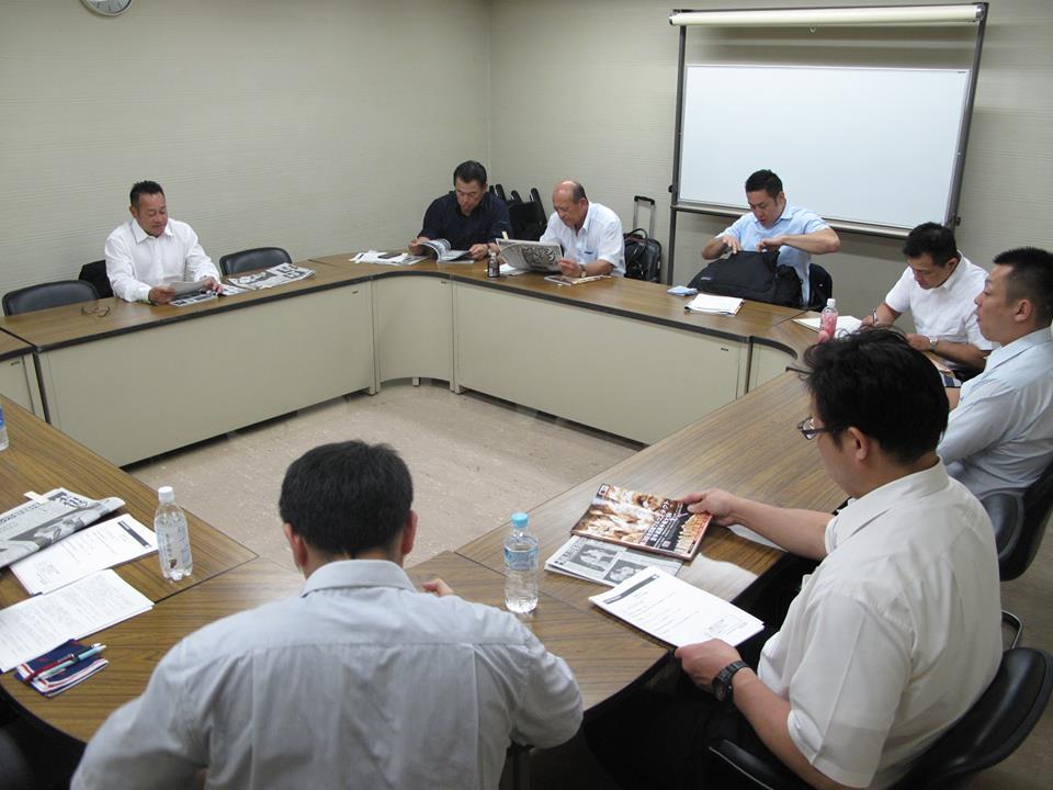 今日、明日「第3回全日本フルコンタクト空手道選手権大会」開催!_c0186691_9453638.jpg