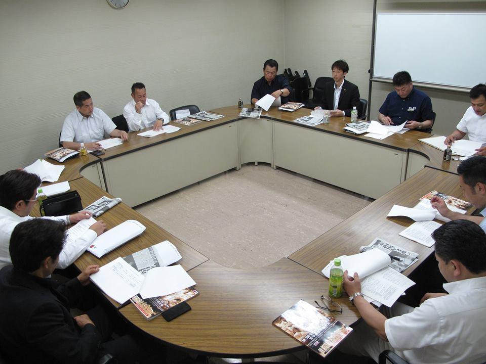 今日、明日「第3回全日本フルコンタクト空手道選手権大会」開催!_c0186691_946584.jpg
