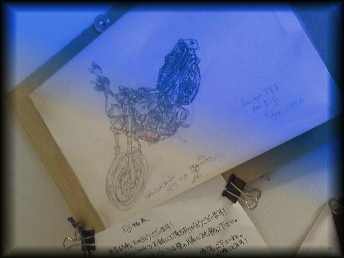 『 See you~♪  Tomoチャン・・・ 』_b0133126_1053317.jpg