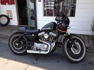 本日のバイク!!_f0194657_1512382.jpg