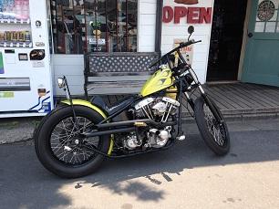 本日のバイク!!_f0194657_15124557.jpg