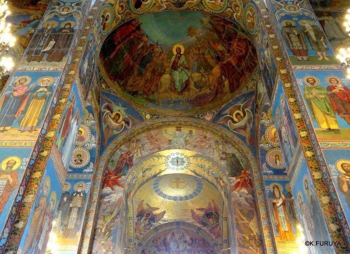 ロシアの旅 6 血の上の救世主教会_a0092659_17044785.jpg
