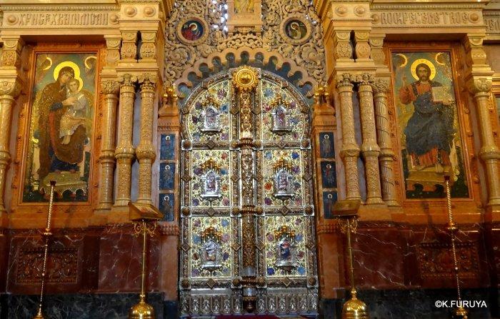 ロシアの旅 6 血の上の救世主教会_a0092659_21405222.jpg