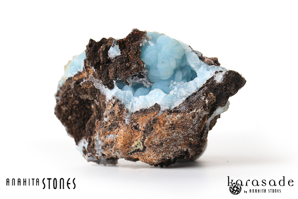 ヘミモルファイト原石(アメリカ・アリゾナ州産)_d0303974_1352567.jpg