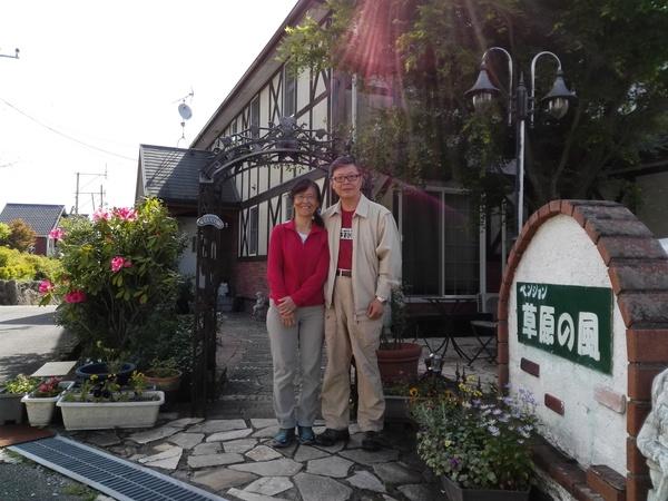 台湾からお越しの張様_e0262382_10402619.jpg