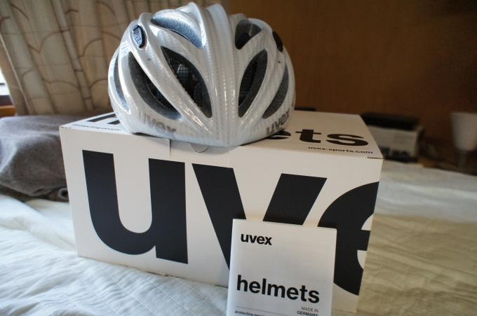 UVEX(ウベックス)の自転車ヘルメット_b0369489_20183248.jpg