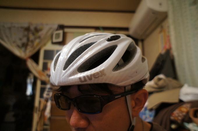 UVEX(ウベックス)の自転車ヘルメット_b0369489_20211280.jpg
