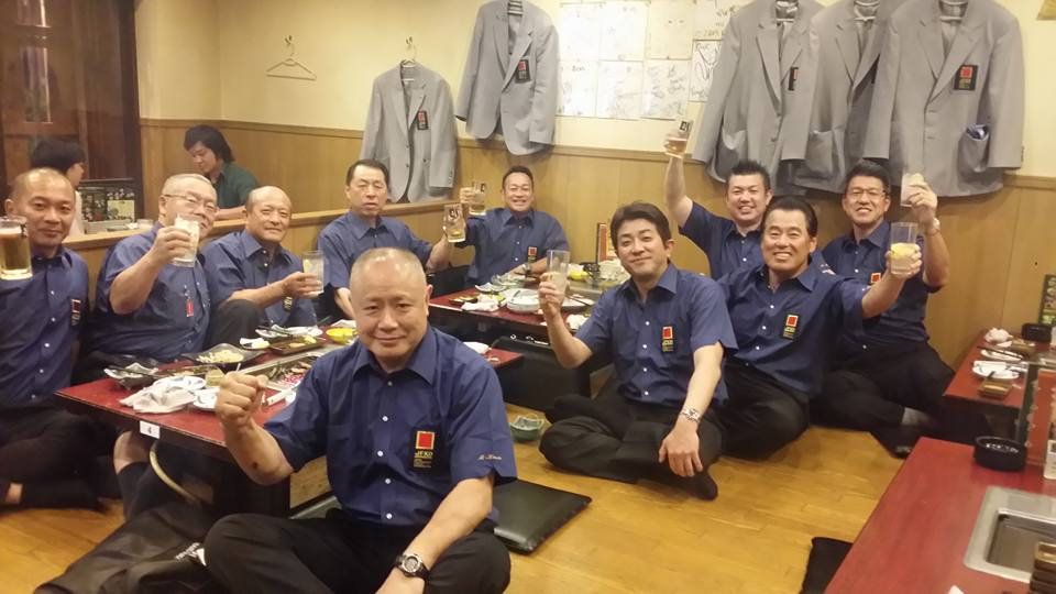 「第3回全日本フルコンタクト空手道選手権大会」も、初日が無事に終了。_c0186691_12314078.jpg