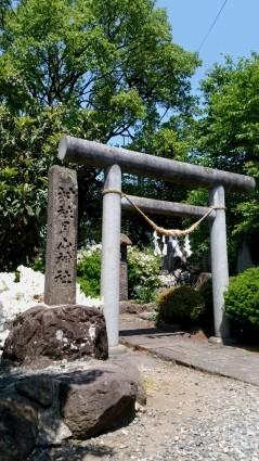 村社月山神社へ参拝_f0168392_20281145.jpg