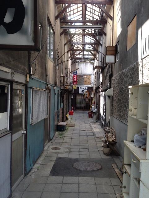 四日市三和商店街 戦後のマーケット跡_a0334793_12484874.jpg
