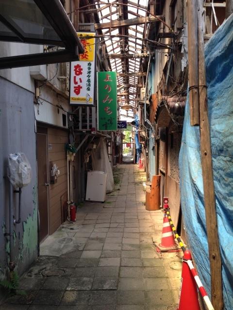 四日市三和商店街 戦後のマーケット跡_a0334793_12503218.jpg