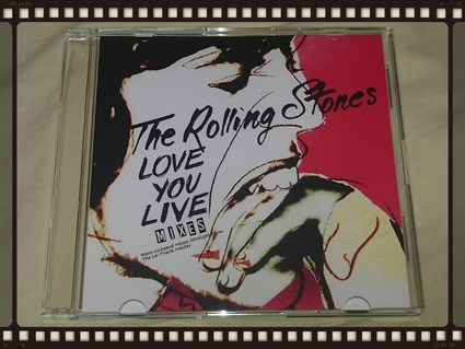 THE ROLLING STONES / LOVE YOU LIVE MIXES_b0042308_23362675.jpg