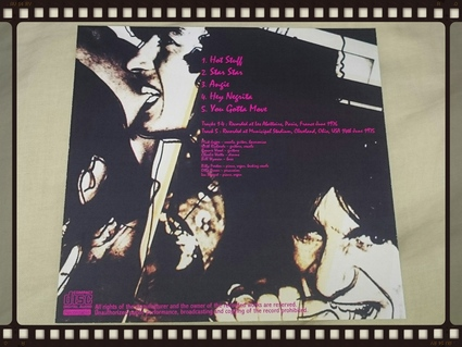 THE ROLLING STONES / LOVE YOU LIVE MIXES_b0042308_23363223.jpg