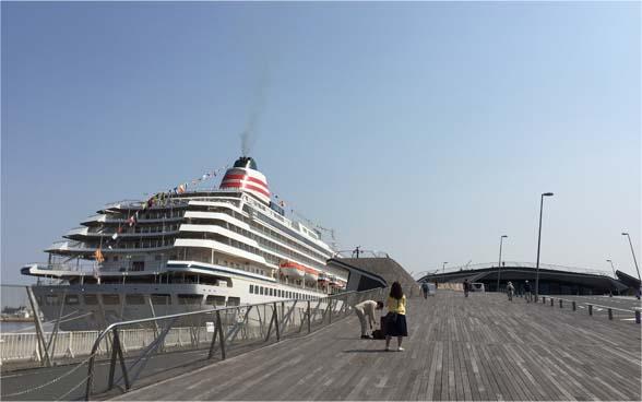 横浜行きは、盛りだくさんでした_a0163516_0355075.jpg