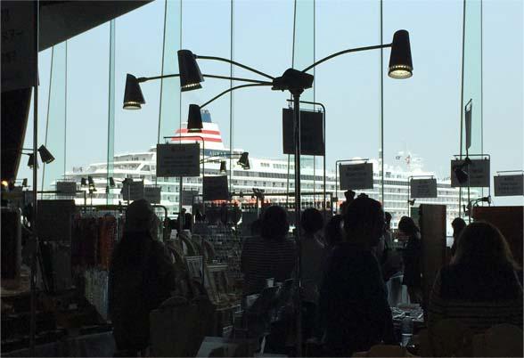 横浜行きは、盛りだくさんでした_a0163516_037252.jpg
