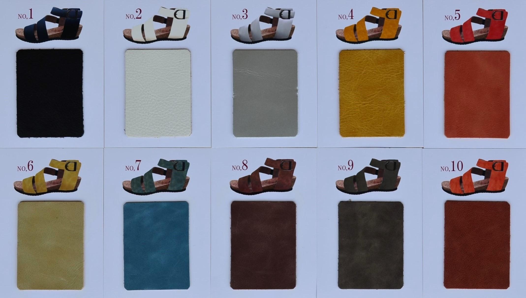 """BARCLAY~35色から選べるサンダル~Color Sample""_d0153941_15254049.jpg"