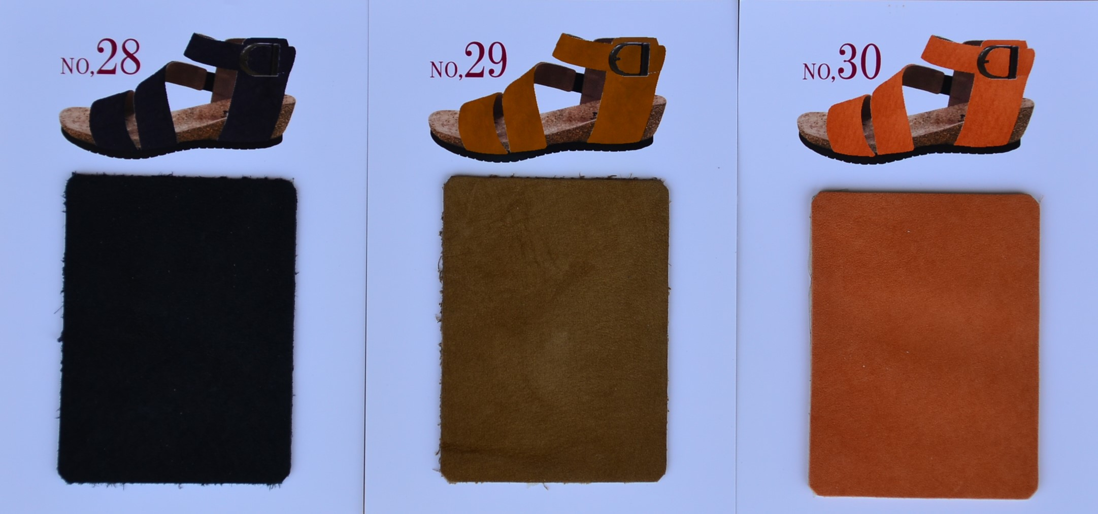 """BARCLAY~35色から選べるサンダル~Color Sample""_d0153941_1526364.jpg"