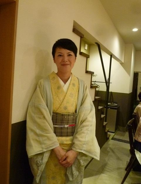 ファッションカンタータその2・京洋食まつもとさんへ。_f0181251_1716750.jpg